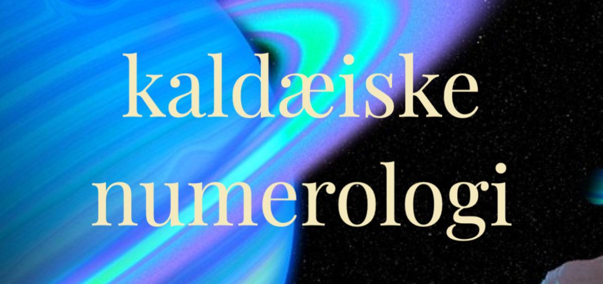 kaldæiske numerologi